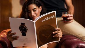 Watchonista выпускает печатный журнал